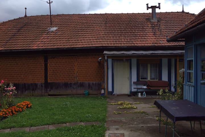 Grandparents house