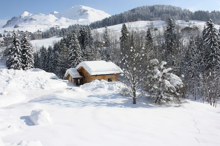 Home away from home in the Haute Savoie