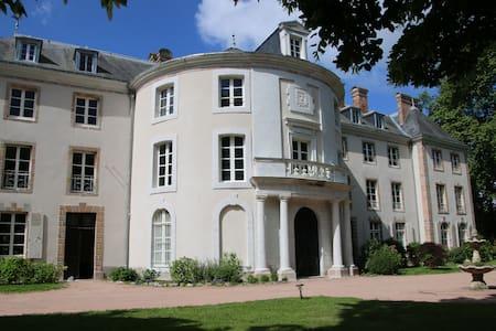 Luxury Castle with pool, Loire - Vezins