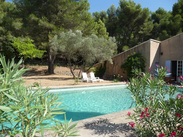 Villa Sylva Belle - Le Castellet - Villa