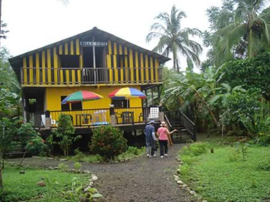 cabana bellavista