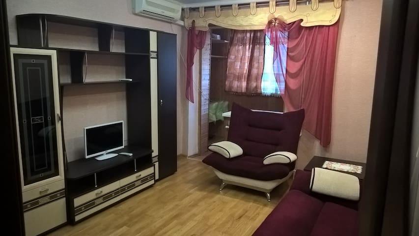 Квартира на набережной - Anapa - Huoneisto