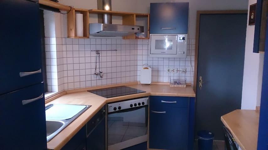 Ferienwohnung mit Burgblick - Kastellaun - 公寓
