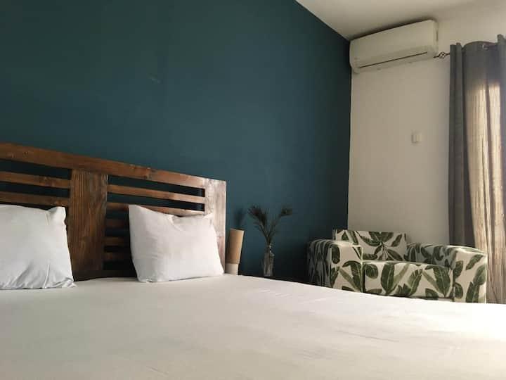 Grandes et belles chambres!