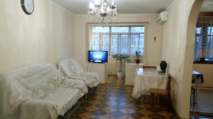 2-х комнатная квартира в Гагре
