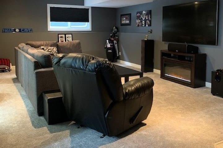 2 Bedroom Basement in New Home