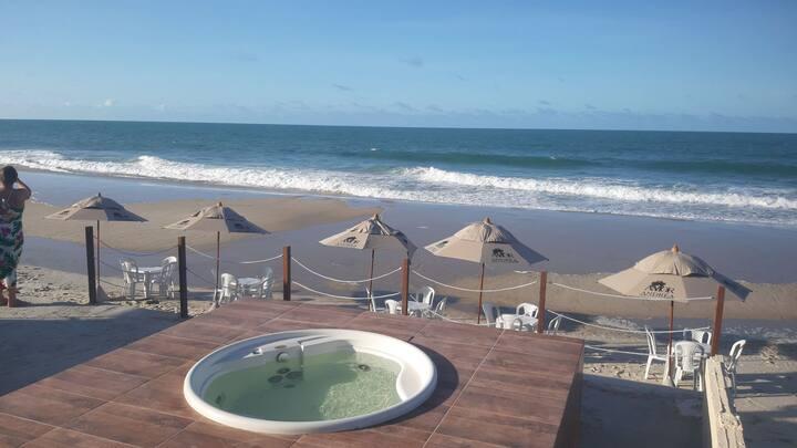 Aconchegante e Romantica Suite à Beira-mar Iguape