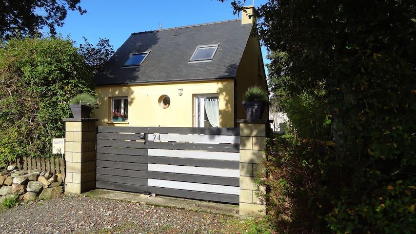 Maison en Presqu'île de Crozon