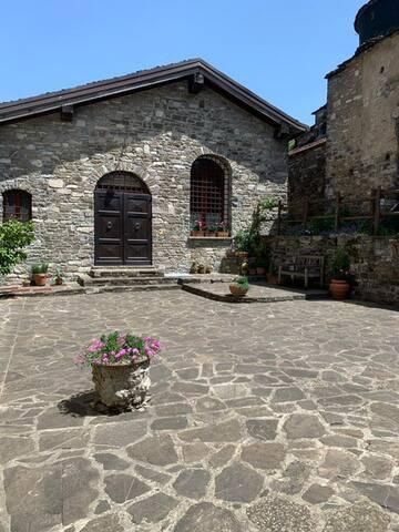 Casa Corchia-appartamento per 4