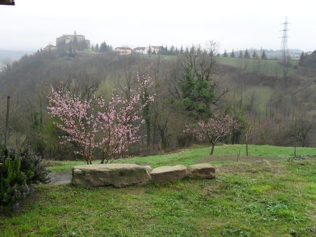 Antico Casale dei Conti - Sale San Giovanni - Casa