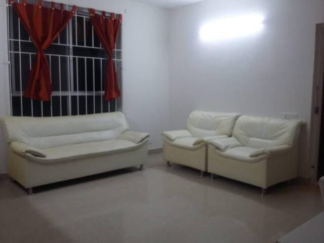 Exclusive-Private Living Space Near AOL of Sri Sri