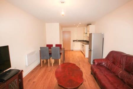 New 2 Bedroom Apartment - Leicester - Wohnung