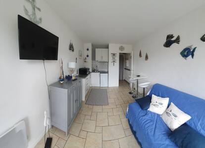 Studio entre Deauville et Cabourg