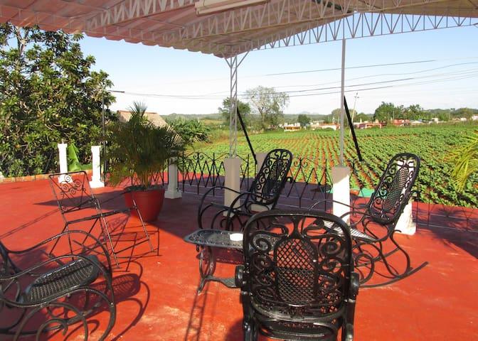 Casa Flora en Viñales (Habitacion #2)