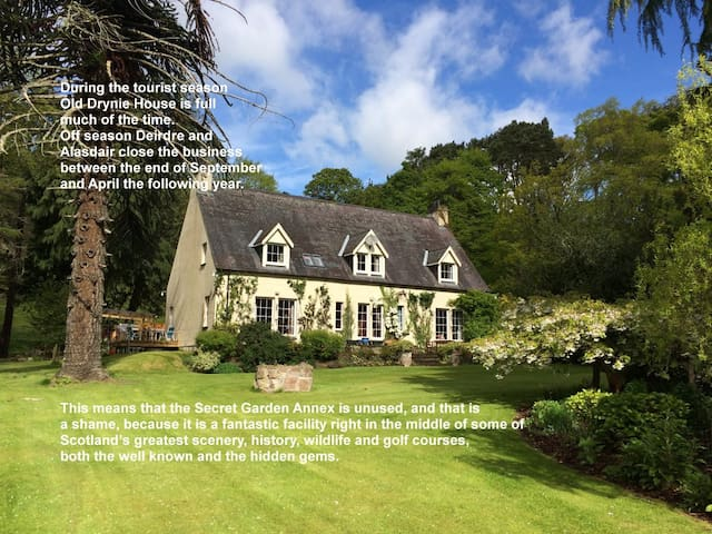 SELF CATERING  Fabulous Holiday on the Black Isle.