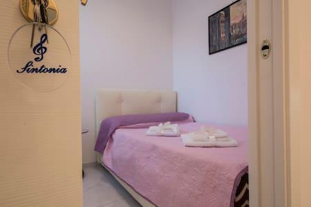 Room Sintonia,Villa Armonia,Praia a Mare/Tortora - Tortora Marina - Villa