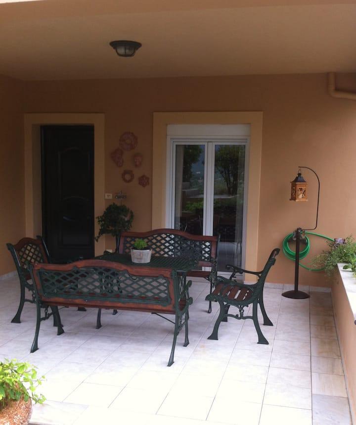 Menegata Garden Home ( Kefalonia )