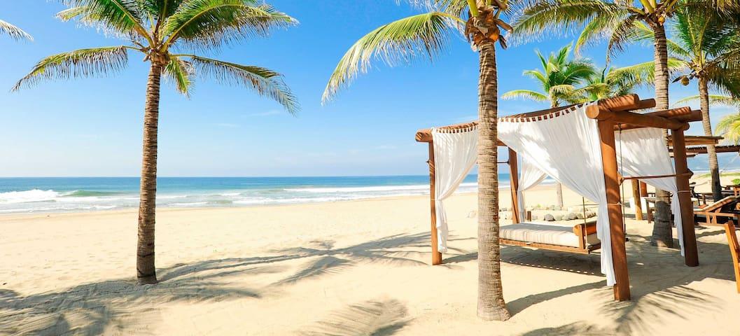 Las Palmas Beachfront Villas 3BR - Zihuatanejo - Villa