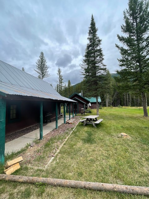 Andrews Pinnacle Cabin close to GNP