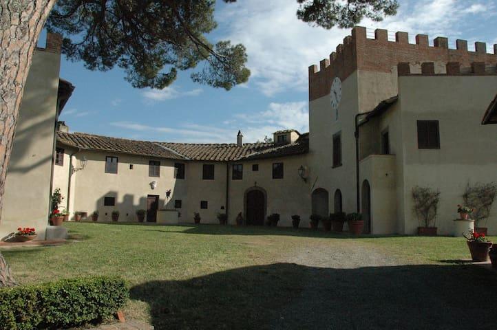 Historical Villa in San Gervasio - Palaia - Villa