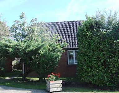 Freistehendes Ferienhaus in einem Park - Brouwershaven - バンガロー