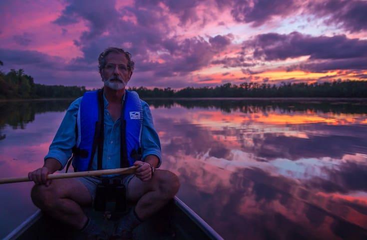 Quiet Retreat on Fish Lake