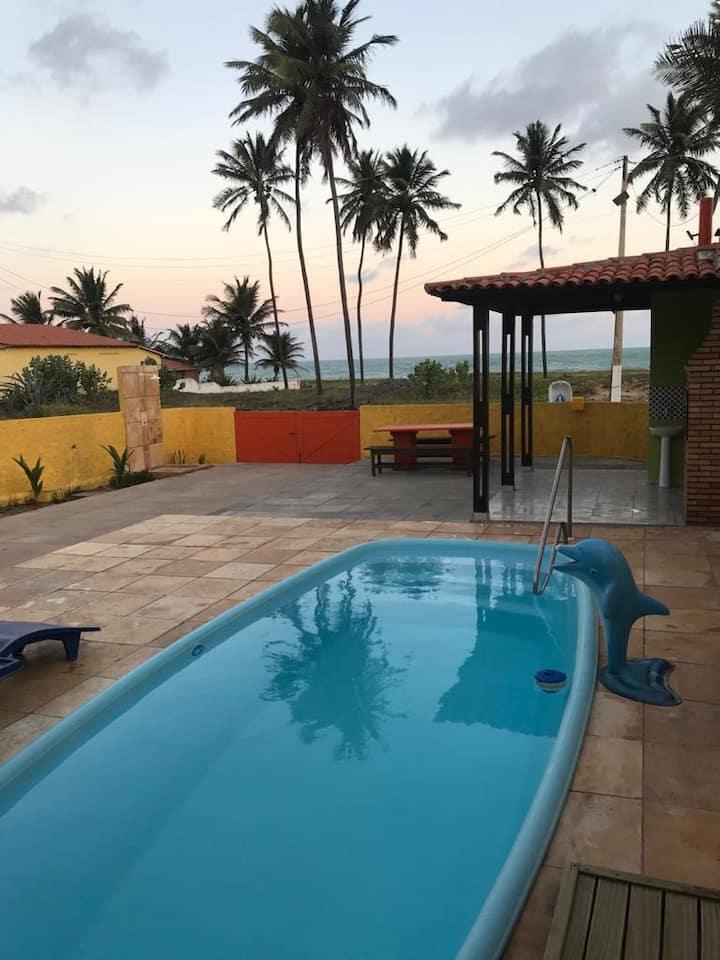 Casa na Lagoa do Pau com 5 quartos