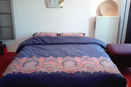 Large room near Amsterdam Central and the Airport - Assendelft - Apartment