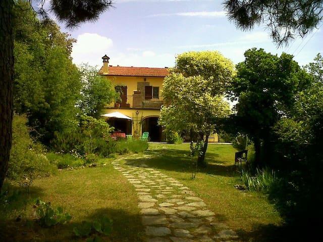 BEATITUDO - Arezzo - Naturstuga