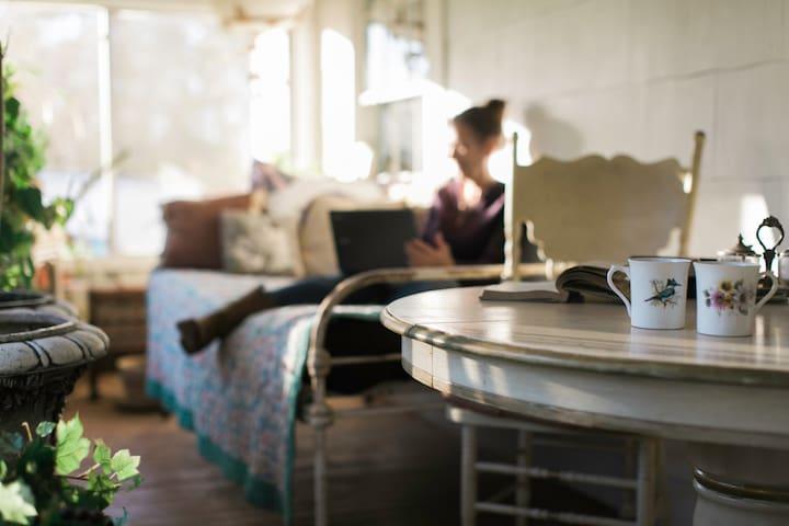 The Mahaffey Farm House - Princeton - Bed & Breakfast