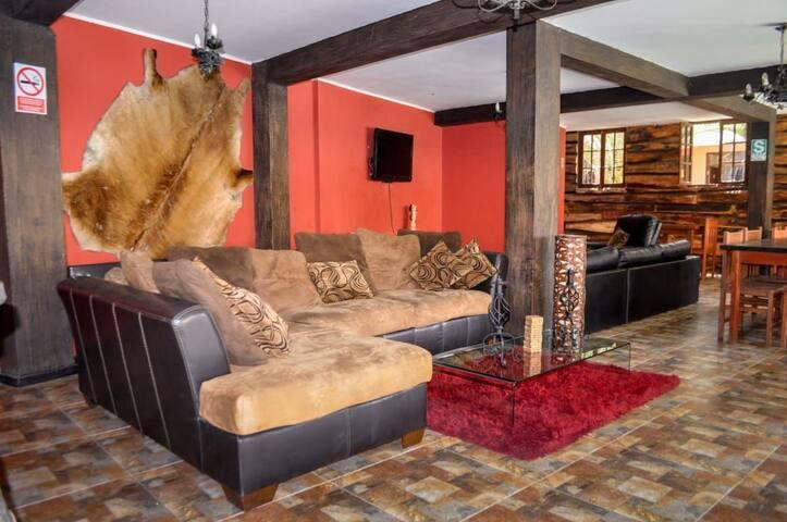 Hermosa Habitacion Triple en Hacienda Hotel