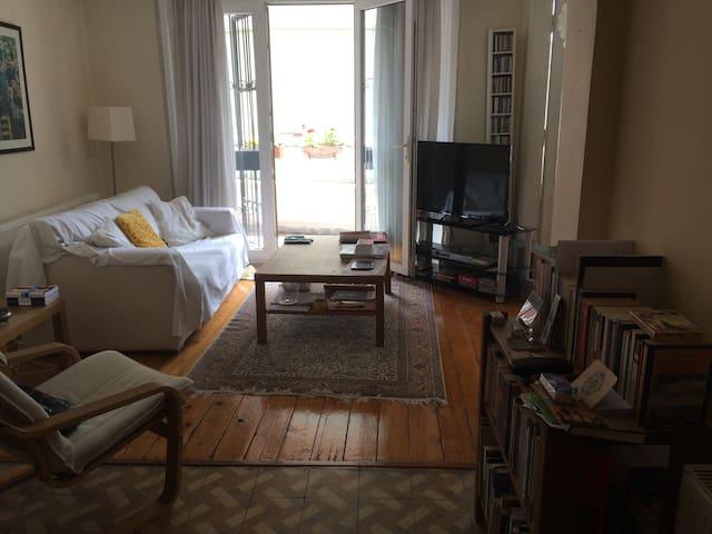 Homey, Conveniently-Located Apartment in Beşiktaş - Beşiktaş - Appartement