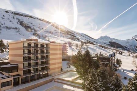 Studio Ski semaine aux Deux Alpes - Mont-de-Lans