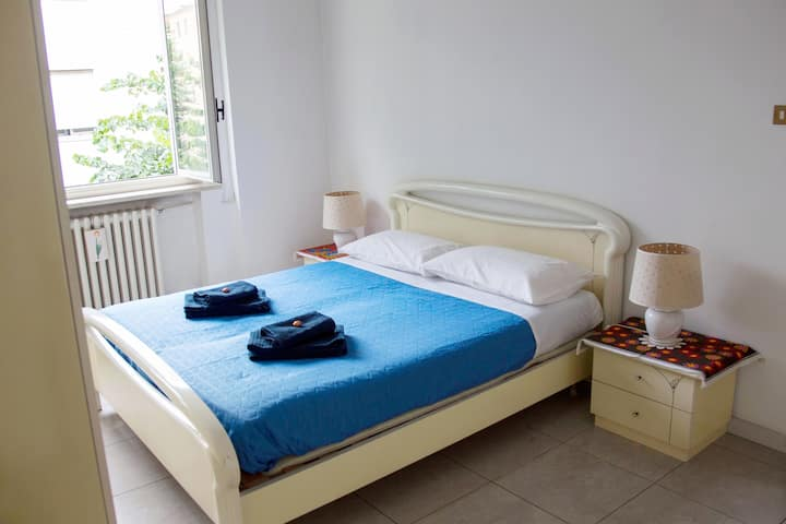 Comfortable Apartment in San Siro. WiFi e Subway