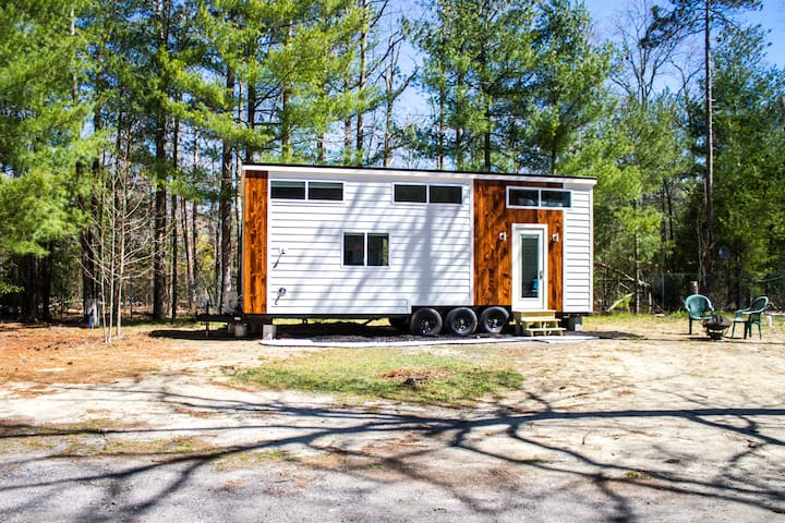 River Resort Tiny House
