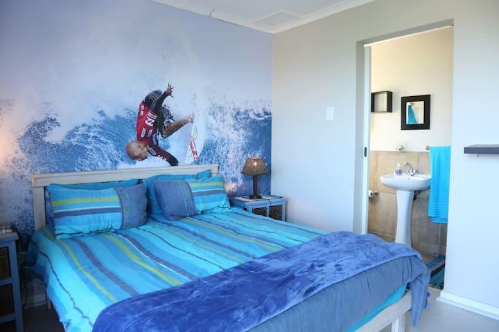 Upstairs bedroom 1 with en-suite