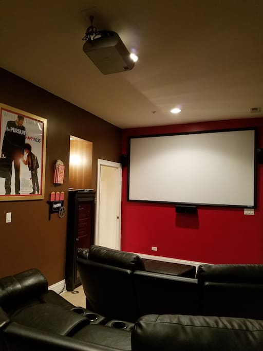 Theatre Room rental upon request