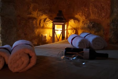 Niko's Stone Guest House - Plitra - Casa a schiera
