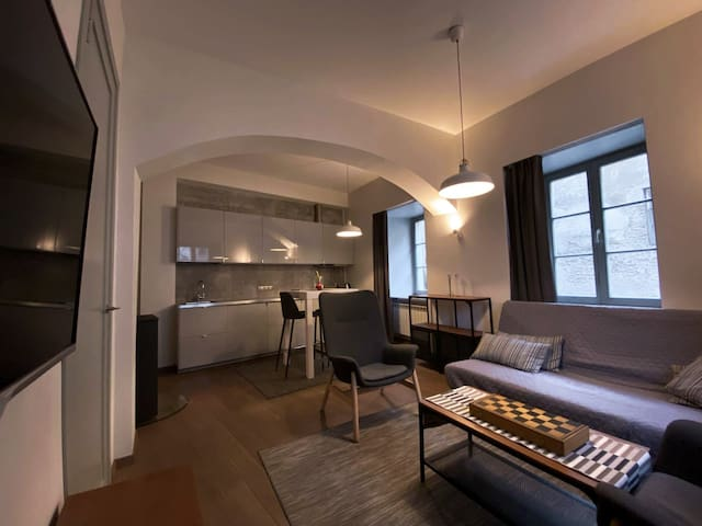 New Apartment in the heart of Vilnius Old Town
