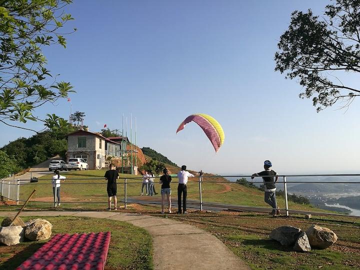 衡南(航空体育+旅游休闲农庄)滑翔基地