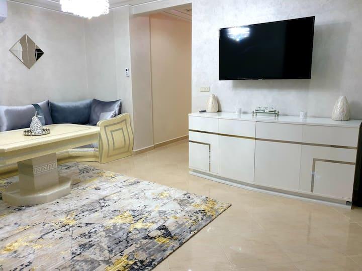 Appartement neuf ultra moderne sur Bd El Ahram