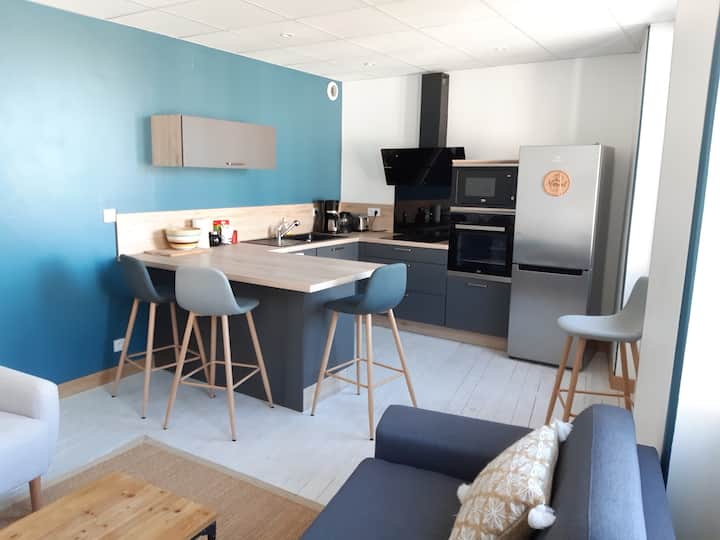 Apartment 42 m² St Patern district VANNES FRANCE