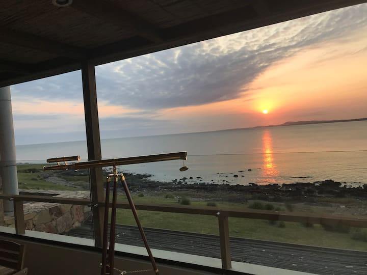 Best sunset view of Punta del Este and much more!