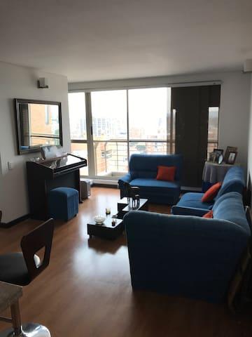 Lindo Apartamento ultimo piso 16 - Bogotá  - Appartement