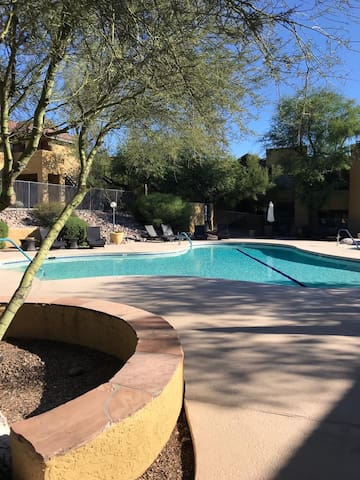 Calm and Relax Condo at Sabino Canyon