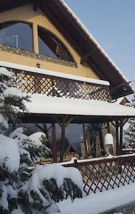 CASA VEVERITELOR DIN BRAN (Cosy holiday house) - Predeluț