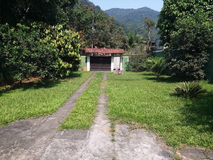 O Hostel da Morena fica localizado em Guapimirim.