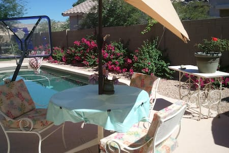 Phoenix, SpringTraining! SwimmimgPool, No Smokers - New River - 独立屋