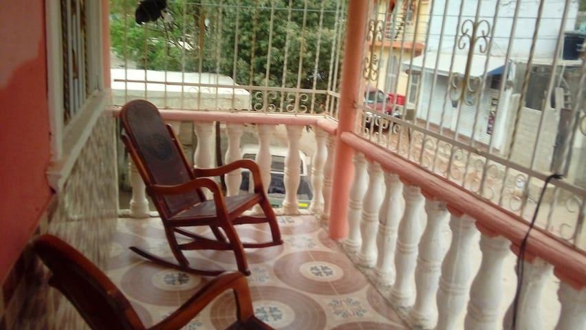 Shlomi's Casa - A/C room - Santa Marta - Wohnung