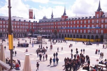 Oferta ya!!! terraza a Plaza Mayor - Madrid